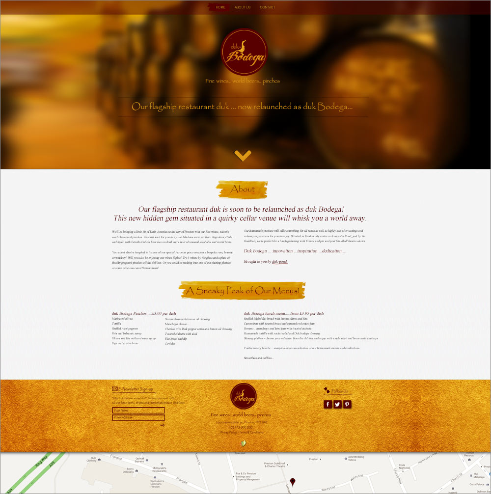 Duk Homepage